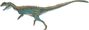 Bad-arse Accurate #6 - Dilophosaurus