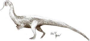30 Day Dinosaur Drawing Challenge 13 by Tomozaurus