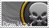 Death Wizard Stamp: [ Wizard101 ] by Woods-Of-Lynn