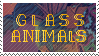 Glass Animals Stamp by Woods-Of-Lynn