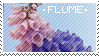 FLUME stamp by Woods-Of-Lynn