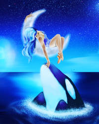 Aquarius V.2  by eireannew