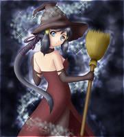 Hikari Witch by Wakki