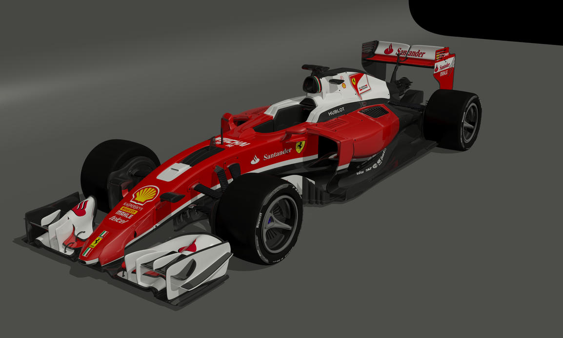 Ferrari F1 Car 2019 A By Mauriciocastilhos On Deviantart