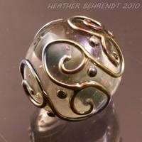 Metallic Scrolls on Triton by booga119