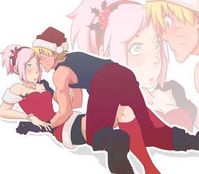 NaruSaku - Lucky Christmas Trip