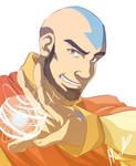 Avatar Aang - Midlife
