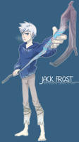Jack Frost - Will you believe? by NightLiight