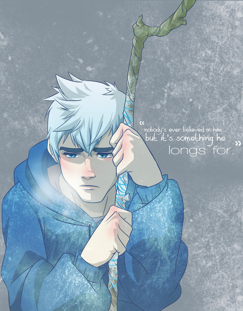 It's not enough - Jack Frost by NightLiight