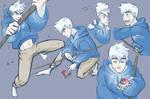 Sketchy sketchy - Jack Frost