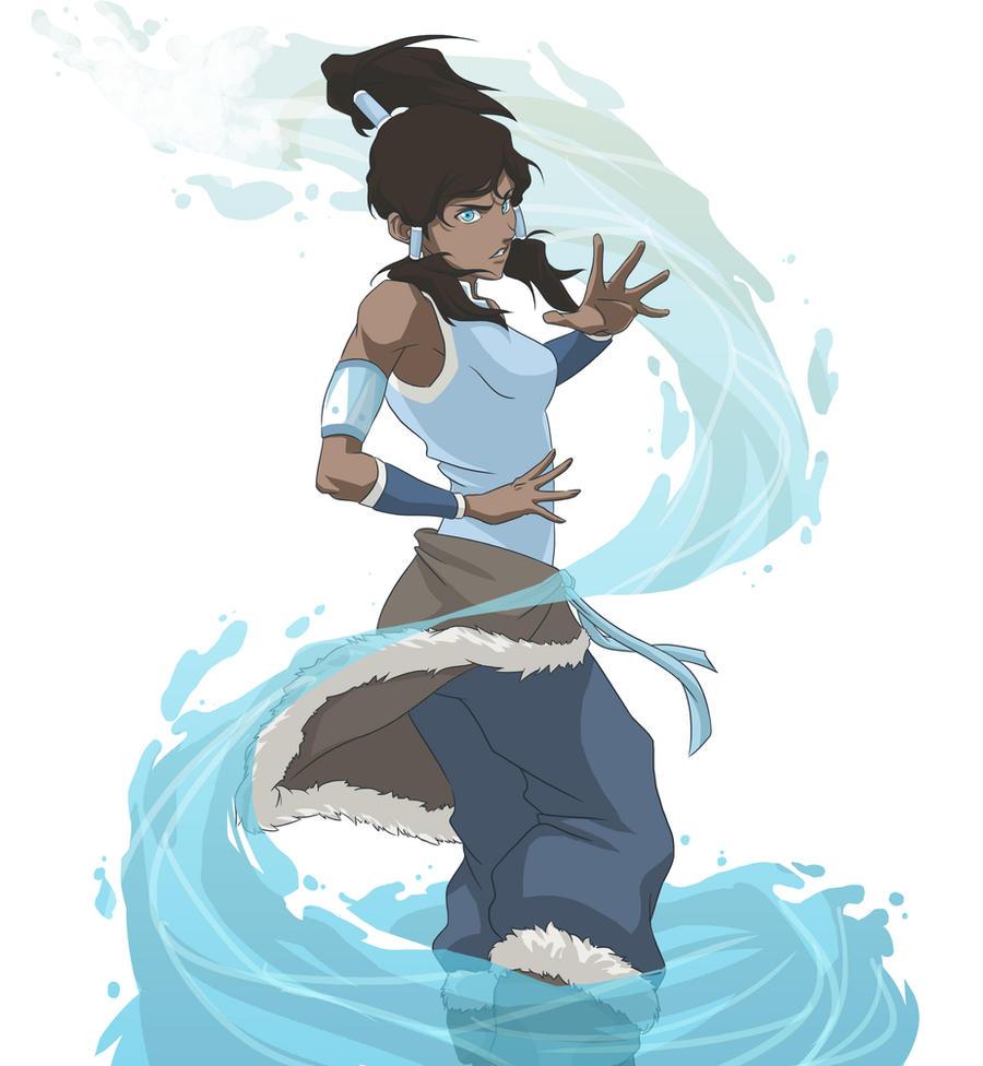 Korra ºIDª Avatar_korra___water_tribe_by_xxmemoriezxx-d53rqez