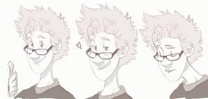Glasses - Johnny