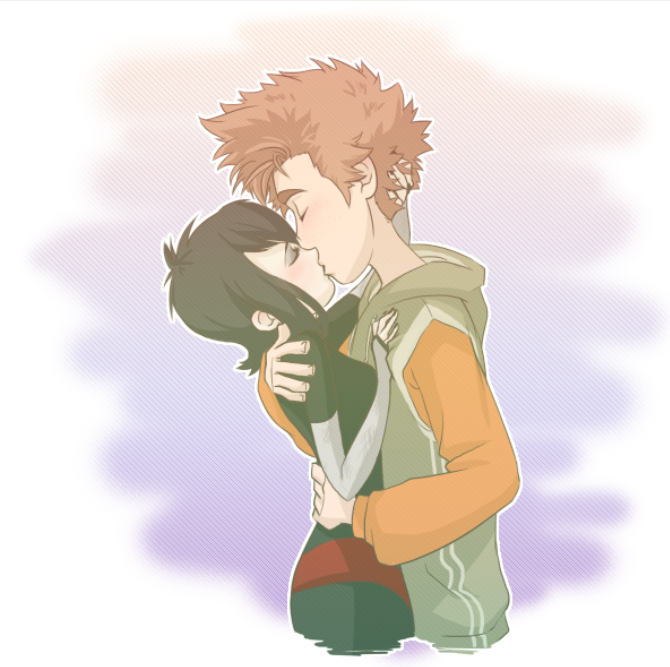 Jonavis Kiss - Hotel Transylvania by NightLiight