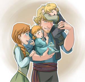 Family - KristAnna