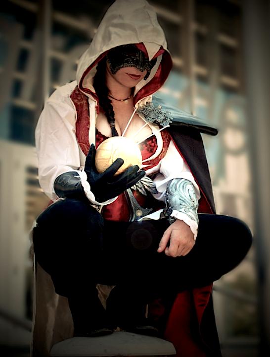 The Apple - Ezio Auditore by xxMeMoRiEzxx