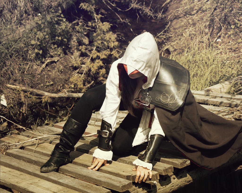 Steady - Ezio Auditore by NightLiight