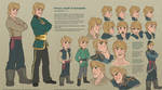 Joseff - Character Sheet