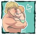 Baby Girl - Kristoff and Heidi