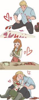 Happy Valentine's Day - KristAnna