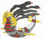 Giratina~Origin Form