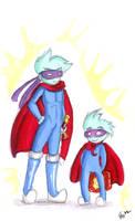 Pajama team by MoonyDash