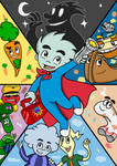 Tribute to Pajama Sam 20th Anniversary by MoonyDash