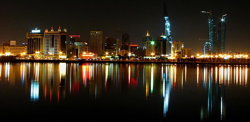 Manama, Bahrain by Yaryura