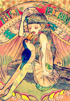 bird kiss by kunako
