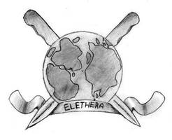 Eletheran Emblem from my book