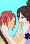 ^RANDOMS - #112^ Just a Ren and Hiroto moment by denysutzalove