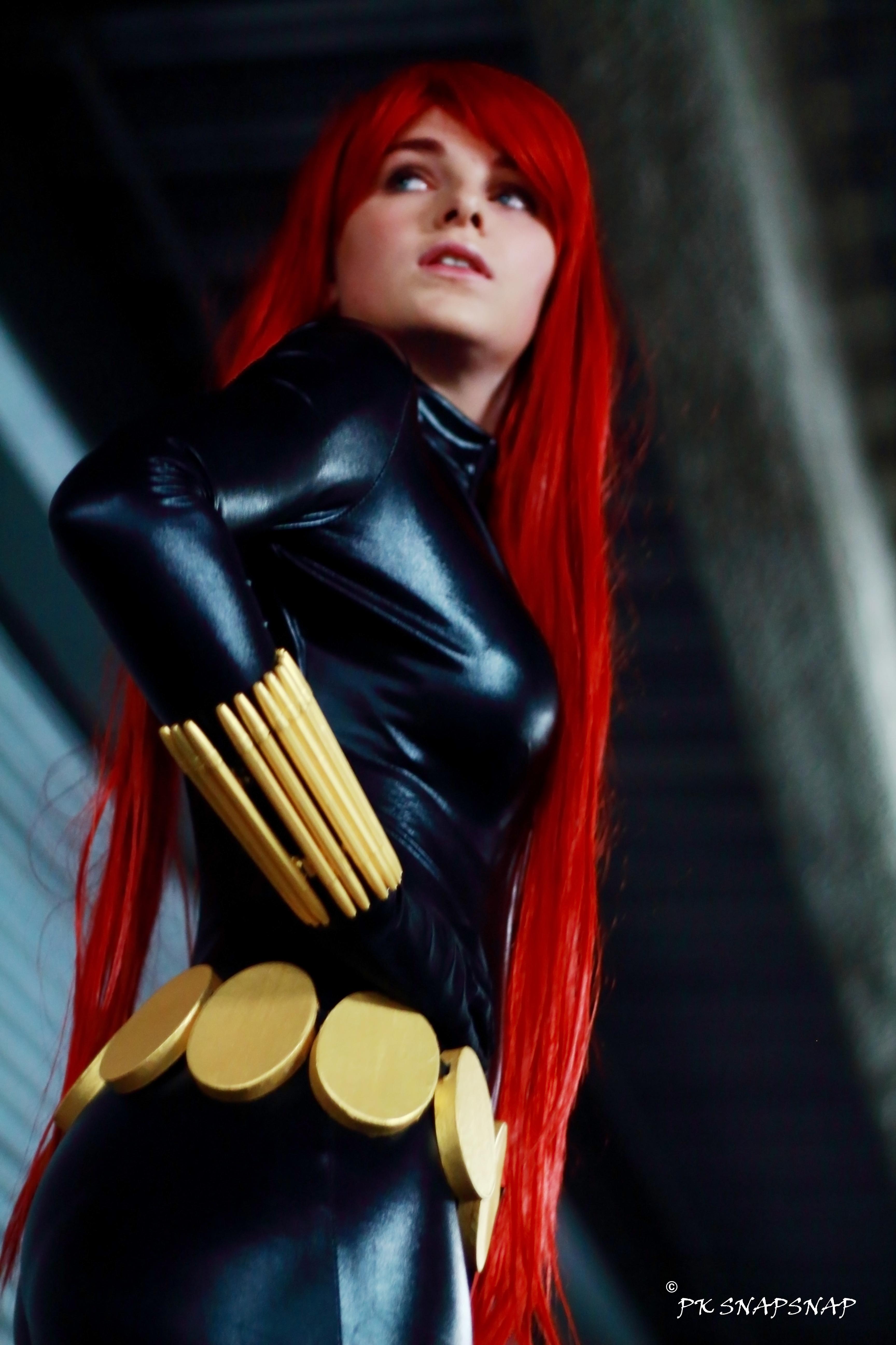 Pippa512 - Black Widow 01 by Mr-PKSnapSnap4078