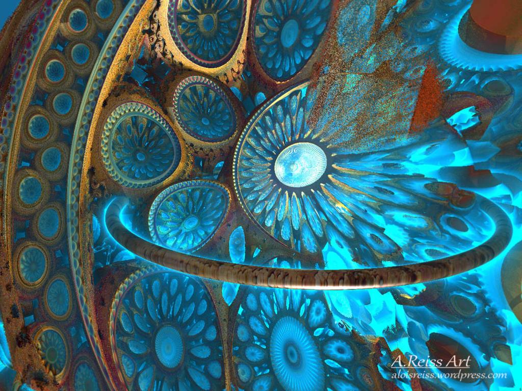 dome of the Lamura Agata by Dragonfiretoo