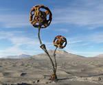 The fractal plant of Yurkanti