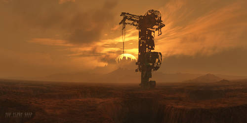 The lonely tower / wait for Riddick