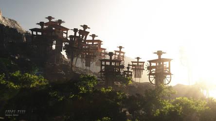 Barrow Rockguards by AguraNata