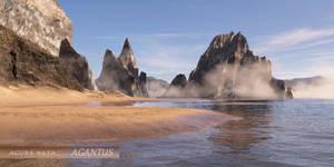 AGANTUS Beach