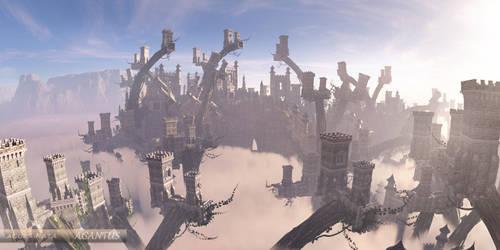 Growing Castles