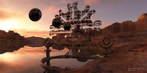 Wait for Riddick - The Kandurai Artifact