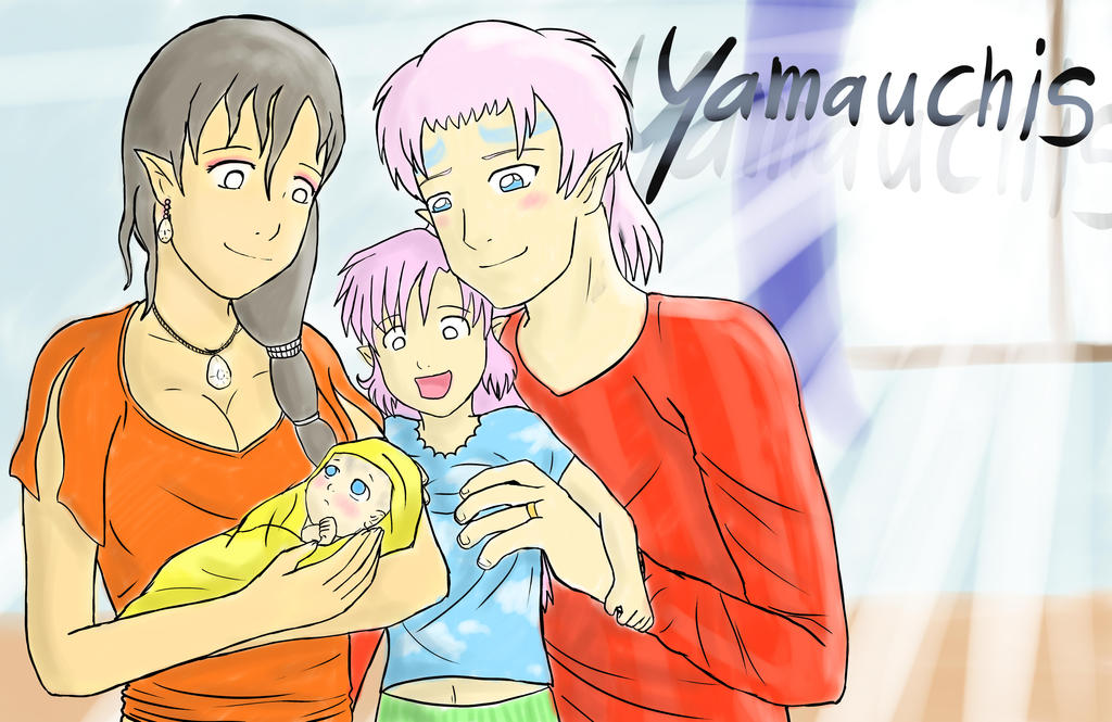 The Yamauchis by Pink--Reptile