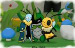 Team Snakemouth! (Bug Fables)