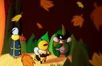Plumpling Season. (Bug Fables)