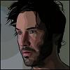 Bob Arctor Icon by SplendorKing