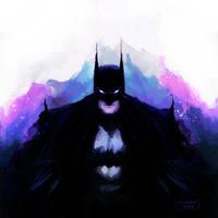 Bat Fists by iamkakes