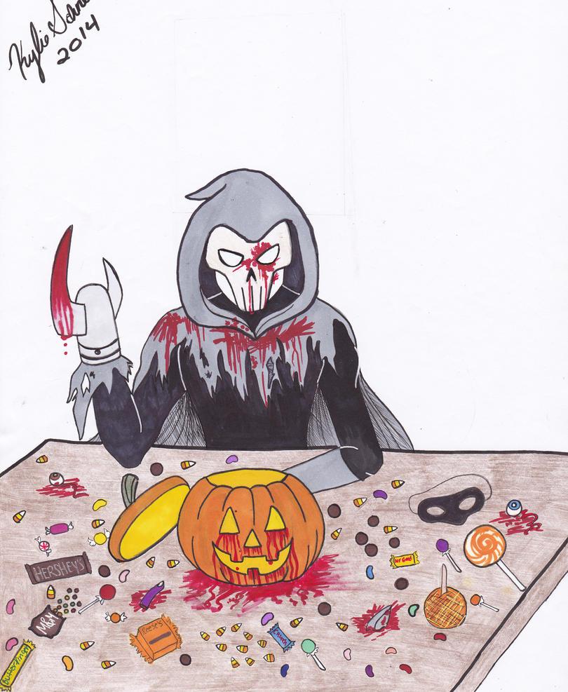 A Happy Halloween from Phantasm by Evanescence412