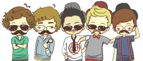 one_direction_png_by_ ...