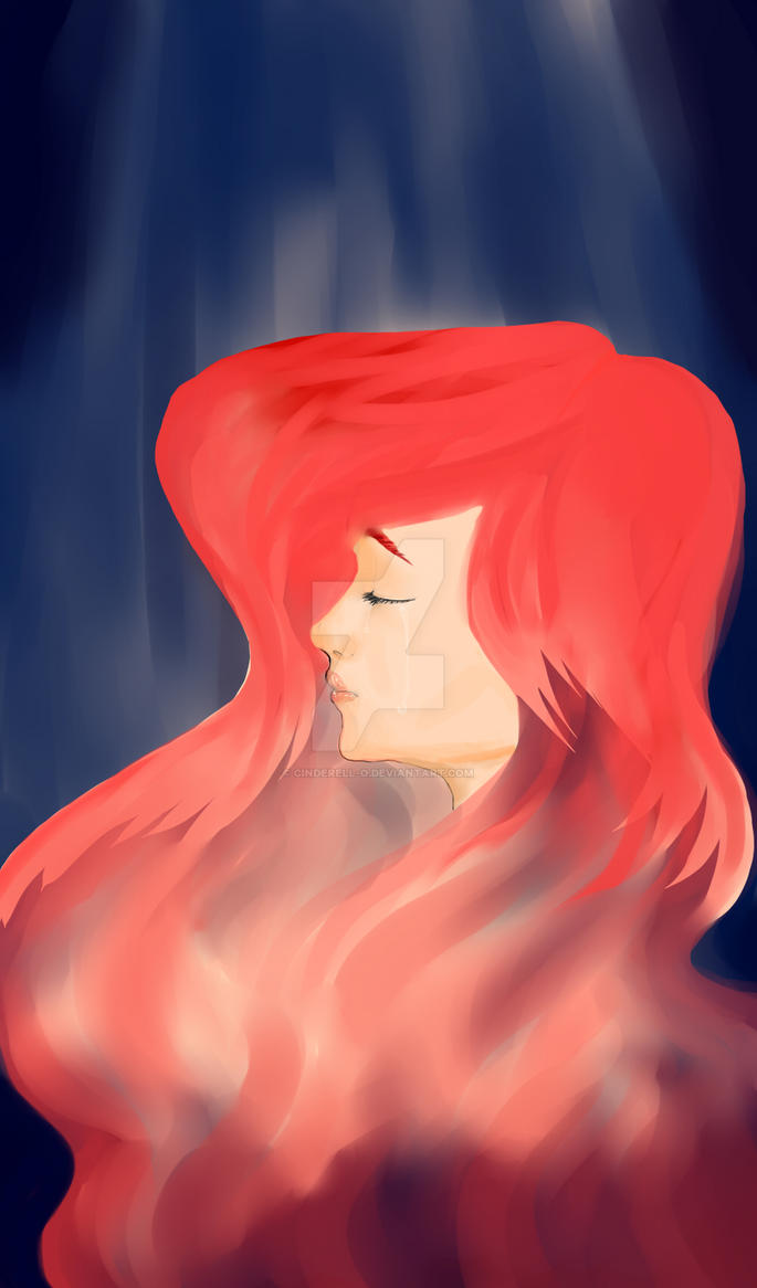 Ariel by Cinderell-o