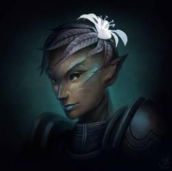 Guild Wars 2 Portrait Commissions - Yota