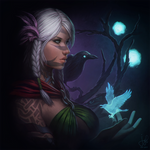 Guild Wars 2 Portrait Commissions - Alienor