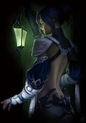 Guild Wars 2 - Ria Anne Mayshin