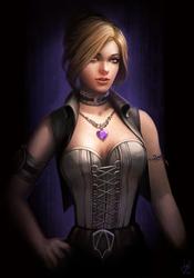 Guild Wars 2 Commission - Fiore Andrea